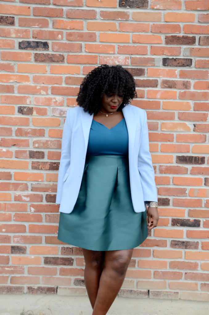 Perfect color combination outfit-mycurvesandcurls- Assacisse