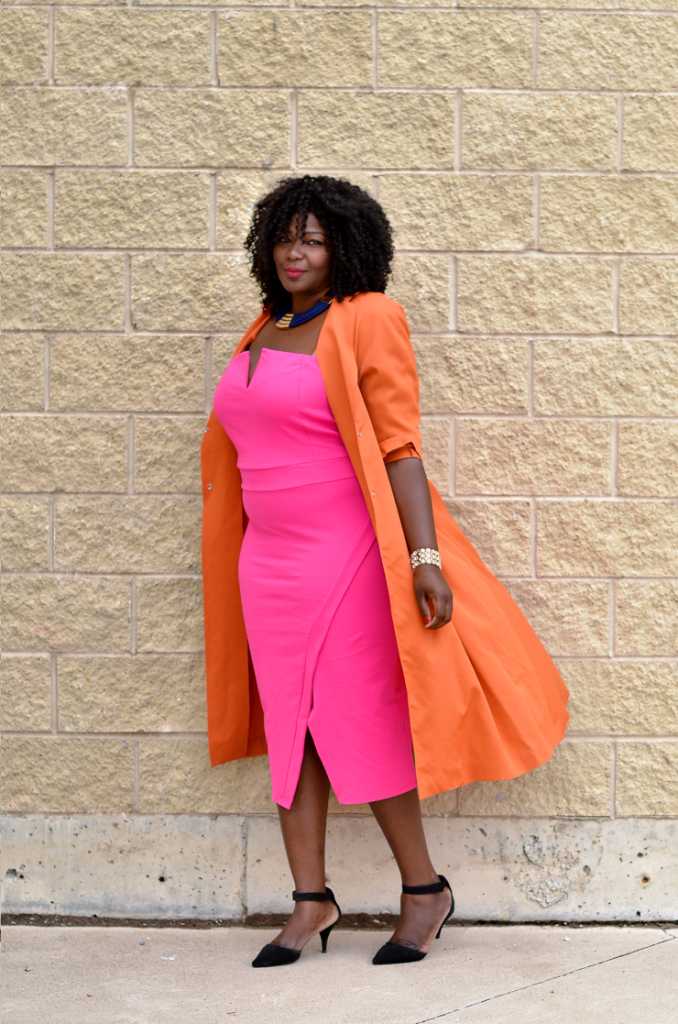 Assa Cisse - Toronto fashion blogger- Bubblegum Pink