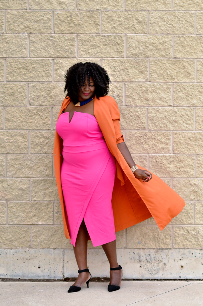 How to mix color- Toronto fashion blogger