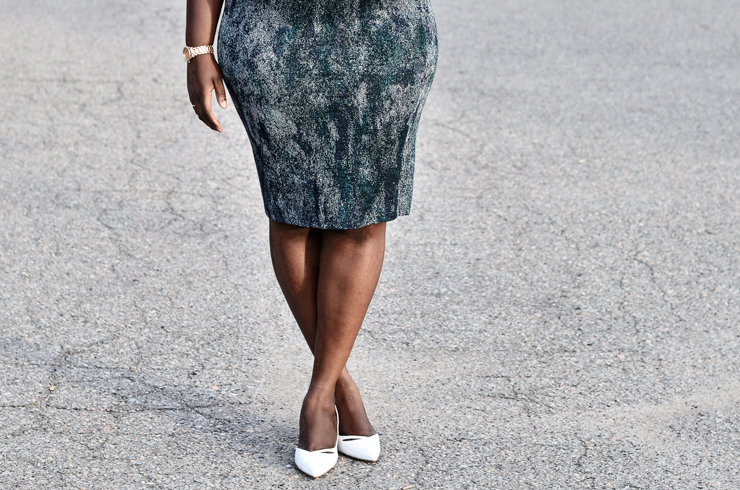 Assa Cisse - Canadian plus size fashion blogs