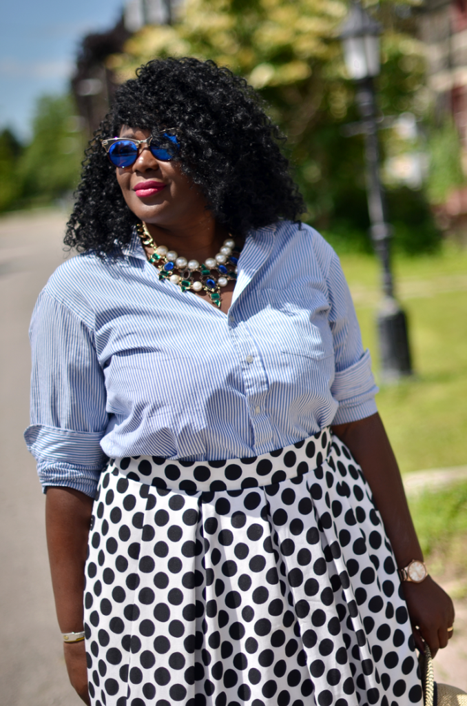 Assa-cisse how to mix prints and patterns