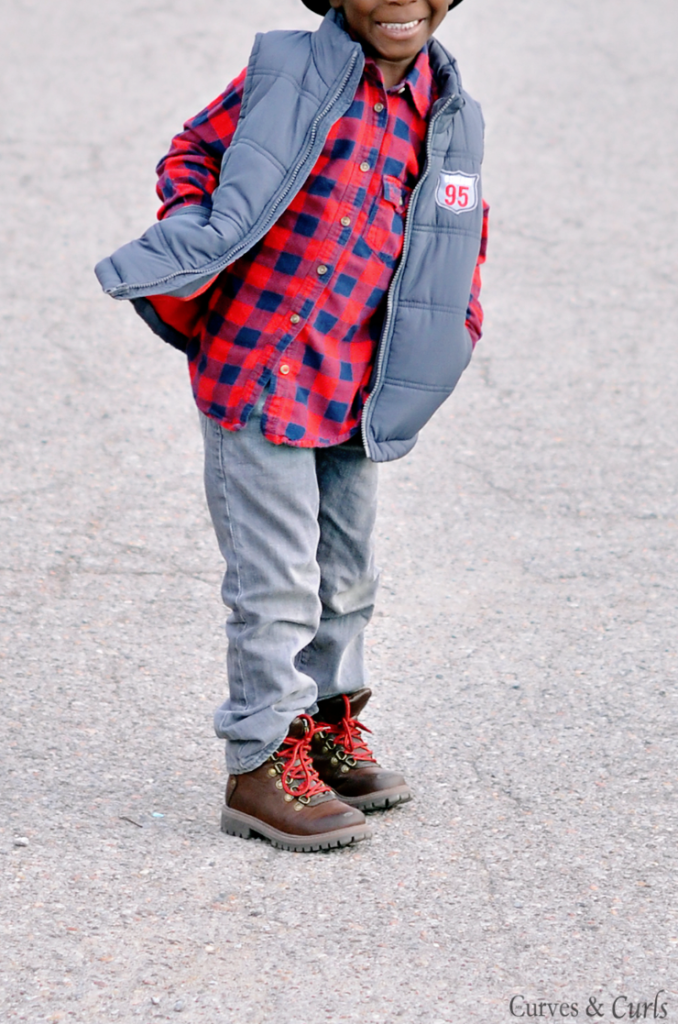 boys fashion #plaid #buffalo #oldbnavystyle