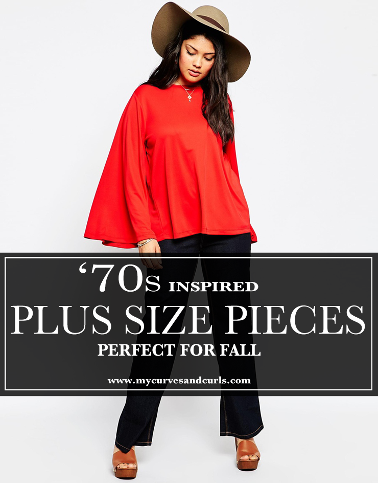 70s Inspired Plus Size Pieces Perfect For Fall